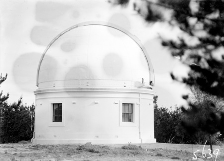 30 inch Reynolds Telescope, Mt Stromlo Observatory.