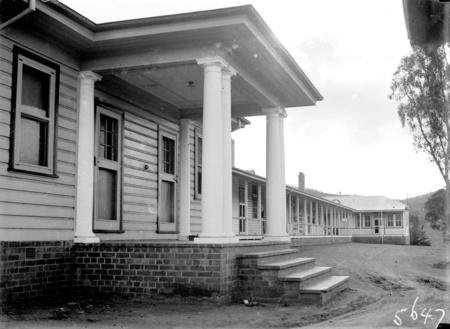 Canberra Community Hospital, Acton.