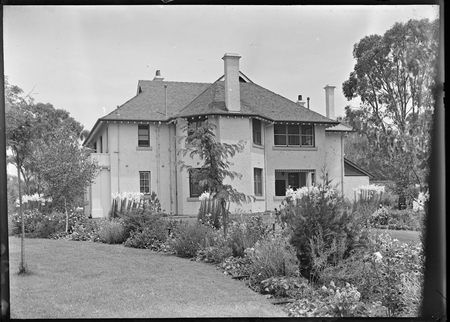 Canberra House, Acton.