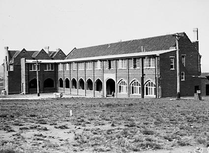 Church of England Boys Grammar School,  Flinders Way,  Red Hill