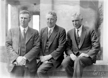 Hon Frank Brennan, Hon J A Lyons and another