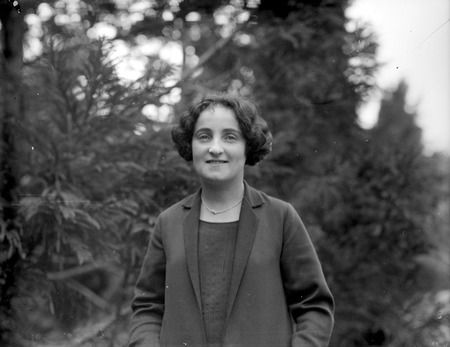 Photograph of a lady