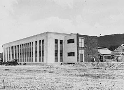 CSIR at Black Mountain, November 1932