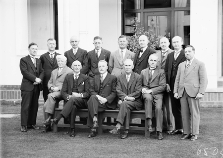 Group of Parliamentary Staff.