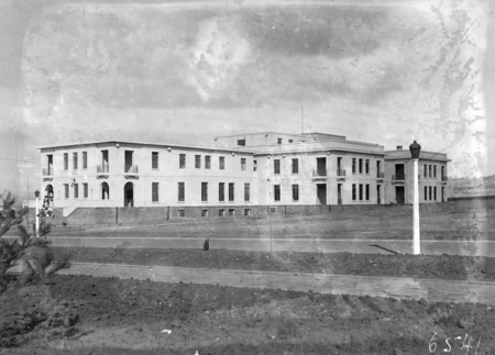 East Block, Queen Victoria Terrace, Parkes.