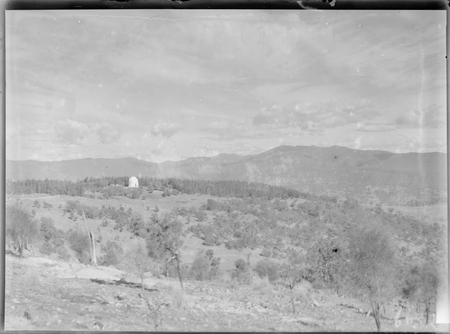 30 inch Reynolds Telescope, Mount Stromlo looking towards the Brindabellas.