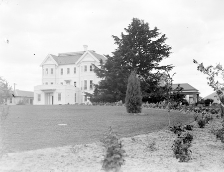 Government House, residence of the Governor General, Yarralumla.