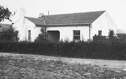 Federal Capital Commission Cottage Type 10, Reid
