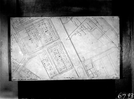 Detail Plan. Canberra, Sheet 469.