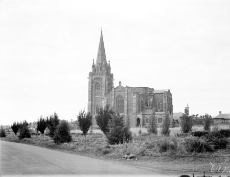St Andrews Presbyterian Church, State Circle, Forrest.