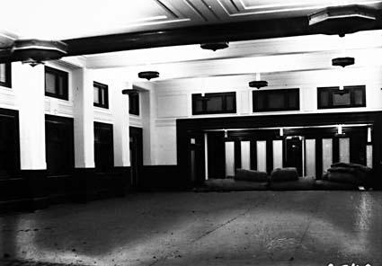 Parliament House interior, Dining Room?