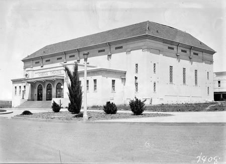Capitol Theatre, Manuka Circle, Griffith (Manuka).