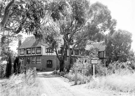 St Gabriels Church of England Girls Grammar School, Melbourne Avenue, Deakin.