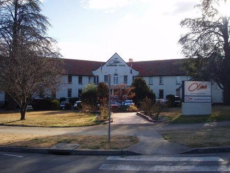 Modern day Hotel Ainslie