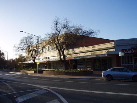 Modern day Kingston shops