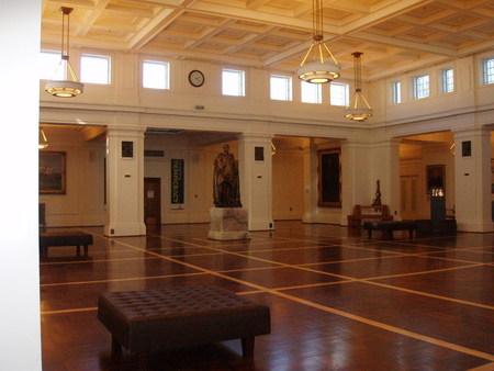 Today's Kings Hall