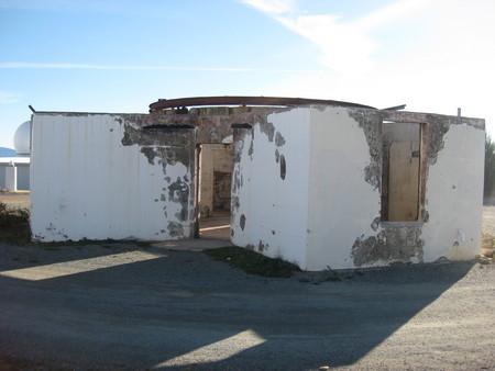Foundations after destruction