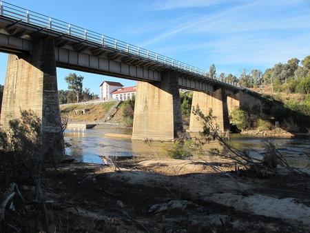 Present day view of bridge